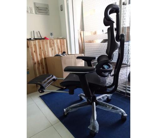 Ghế lưới văn phòng có gác chân tk4187