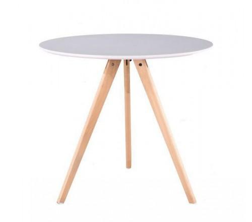 Bàn tròn gỗ quán cafe tk-4415